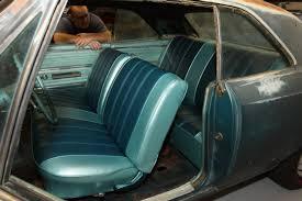 1970 Chevelle Interior Kit Restore Chevelle With A Restomod Interior Renovation