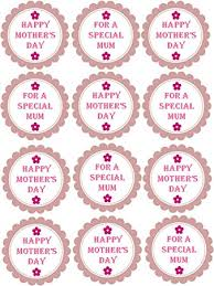 Mother S Day Decorations Mothers Day Cupcake Toppers Vintage Pastels Dusky Pink Soft