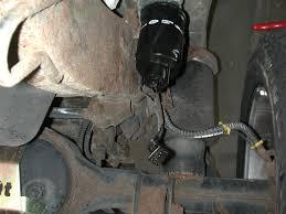 www discovery2 co uk diesel fuel filter