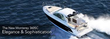 boats sport boats sport yachts cruising yachts monterey boats