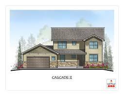 Cascade Floor Plan by Floor Plans Gen 3 Homes