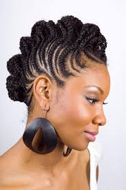 new short natural hairstyles for black hair 64 inspiration with