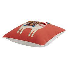 John Lewis Cushions And Throws Buy John Lewis Llama Cushion Multi John Lewis