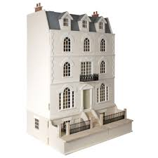 Mini House Kits Dhw36 The Beeches Dolls House Kit From Bromley Craft Products