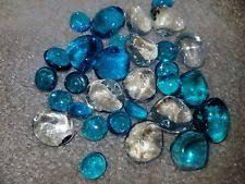 Clear Vase Gems Decorative Glass Gems Ebay