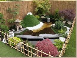 backyard landscaping designs with bonsai tree ideas small gardens