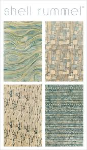 New Rugs Surya Collaborates With Designer And Artist Shell Rummel On New