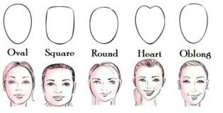 pictures of hairstyles for oblong face shapes choose a hairstyle for your face shape next international