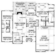custom ranch floor plans one level house ideas on alluring ranch home plans home design ideas
