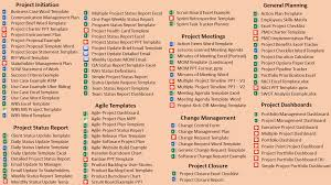 project closure report template ppt search our site free project management templates