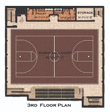 basketball gym floor plans custom basketball courts gym flooring robbins sports east kentwood