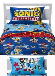 Sonic Duvet Set Sonic The Hedgehog Home Decor Usa 8