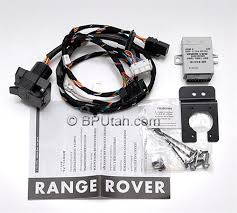 rover tow trailer wiring harness electric ywj500480