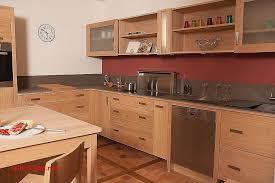 facade cuisine bois brut facade meuble cuisine bois brut pour idees de deco de cuisine