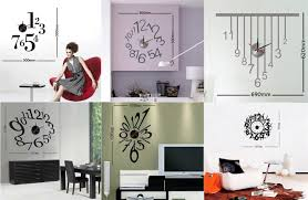 photo wall clock diy wall clocks decoration
