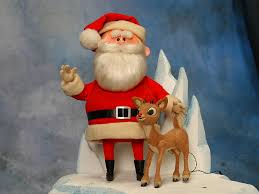 holiday horrors santa claus u201crudolph red nosed reindeer