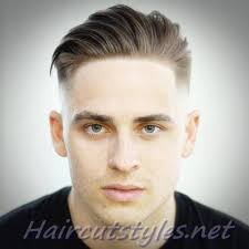 comeover haircut mid fade with angular comb over haircut styles and hairstyles