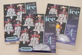 vintage bead ornament kit lot beadery winter ice kits to make