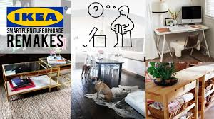 37 ikea furniture upgrade remake youtube