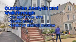 real estate investment property analysis and walkthrough