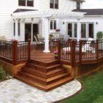 backyard deck ideas best 25 backyard deck designs ideas on