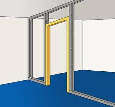 comment poser une porte de chambre monter une porte interieure comment poser pose d un bloc 4