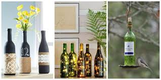 how to decorate a wine bottle for a gift 24 diy wine bottle crafts empty wine bottle decoration ideas