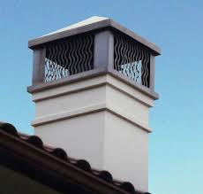 Outdoor Fireplace Chimney Cap - outdoor fireplace chimney caps home design ideas