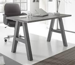 bureau 120 cm bureau 120 cm mister office graphite sb meubles discount