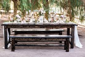 table rentals san diego 4 column text rustic events