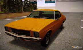 holden muscle car hq monaro gts 1971 hqlm for gta san andreas