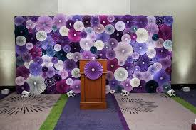 paper fan backdrop diy paper fan decoration clublifeglobal