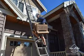 Home Exterior Cleaning Services - gutter and home exterior cleaning in surrey langley and