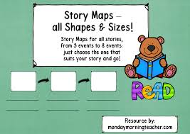 Story Maps Retelling Stories With Story Maps Monday Morning Teacher