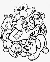 Funny Thanksgiving Coloring Pages Elmo Thanksgiving Coloring Pages In Elmo Coloring In Pages Elmo