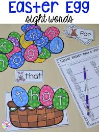 Easter Decorations Kindergarten 109 best easter literacy fun images on pinterest easter