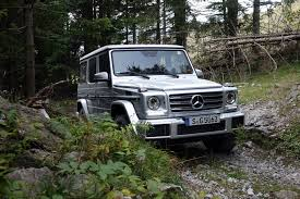 mercedes benz g class 2017 relic or thrill ride up a mountain in a mercedes benz g class