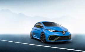 renault zoe interior renault zoe e sport concept has quicker acceleration than a