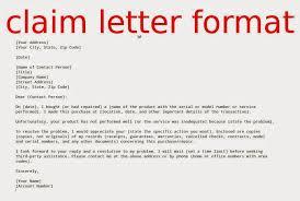 sample formal letter template