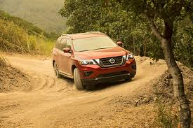 nissan armada off road 2017 nissan pathfinder first drive