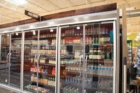 glass door for business glass door whole foods
