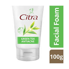 Pelembab Citra Sachet jual citra green tea antiacne foam 100g jd id