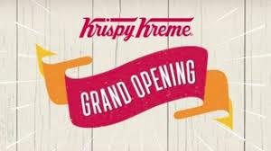 krispy kreme s grand opening sweet treats wmdt