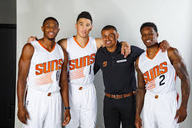 suns season preview training camp style side