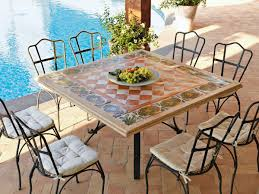 travertine dining table and chairs garden square table thor unopiù