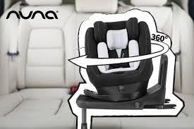 siege auto naissance pivotant siège auto rebl plus pivotant 360 avec base isofix 4 au tcs nuna