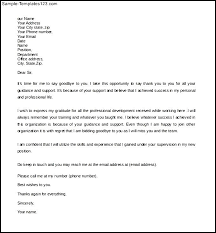 sample formal farewell letter boss example download for bidding