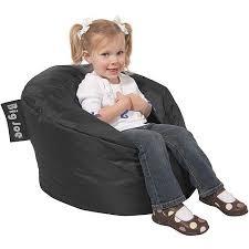 big joe kids u0027 lumin bean bag chair walmart com