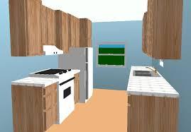 galley kitchen layout design