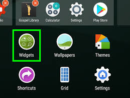 android widget how to make android widgets 7 steps with pictures wikihow